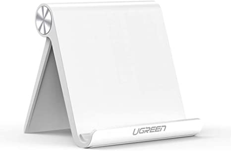 Universal Multi Angle Stand Holder For iPad Air 2 iPhone Samsung Tablet White MT