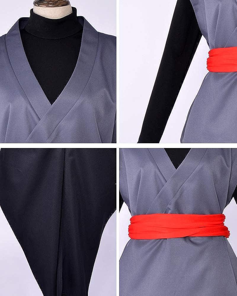Coskidz Men's Saiyan Black Cosplay Costume with One Earring: Clothing - Amazon.com