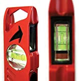 Kapro 923-10-10 Cast Aluminum Toolbox Level with