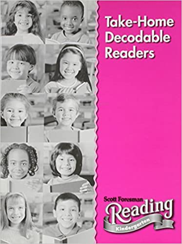 READING 2004 TAKE HOME DECODABLE READERS GRADE K
