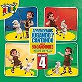 50 canciones para niños, traducidos al español y realizado en un estilo clásico de los niños por Cedarmont Kids. Letras y pistas originales se incluyen para que los niños canten. Este disco compacto incluye actividades para imprimir y colorea...