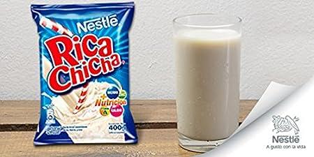 Rica Chicha Drink Mix Venezuelan Flavor 400gr: Amazon.com: Grocery & Gourmet Food