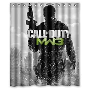 Nice Call Of Duty Modern Warfare Custom Shower Curtain 60 X 72 Inch Wonderful Home