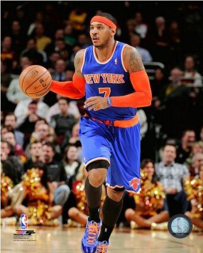 Carmelo Anthony NY Knicks 2013-2014 NBA Action Photo #4 8x10