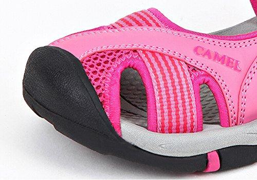 Kamel Utomhus Kvinnor Elegant Athletic Sandaler Färgen Rosa Storlek 36 M Eu