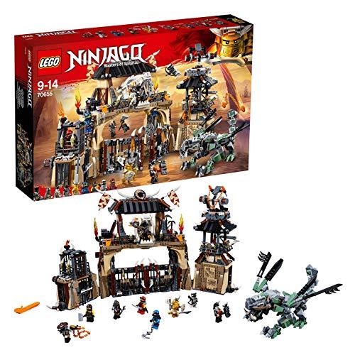 Minifig Figur Drachengrube Iron Baron 70655 70654 LEGO Ninjago Eisen Baron