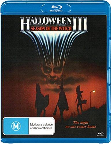 Halloween 3 Blu-ray (1982 / Season of the Witch)]()