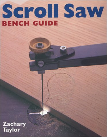 Scroll Saw Bench Guide (Bench Guides)