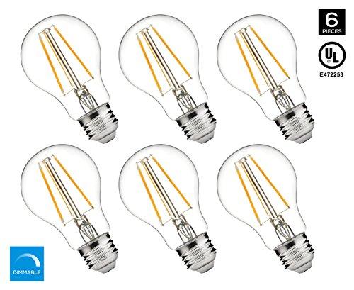 Hyperikon A19 LED Vintage Filament Bulb, - Led 40w Driver Shopping Results