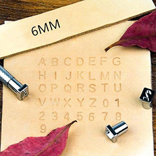 Buy leathercraft tools stamp set 1 4