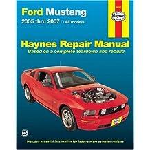 Ford Mustang, 2005 Thru 2007