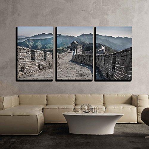 The Great Wall at Mutianyu x3 Panels