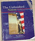 Title: UNFINISHED NATION,VOLUME 1 >CU, Alan Brinkley, 0697790711