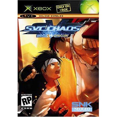 Amazon.com: SVC Chaos - SNK vs Capcom: Artist Not Provided ...