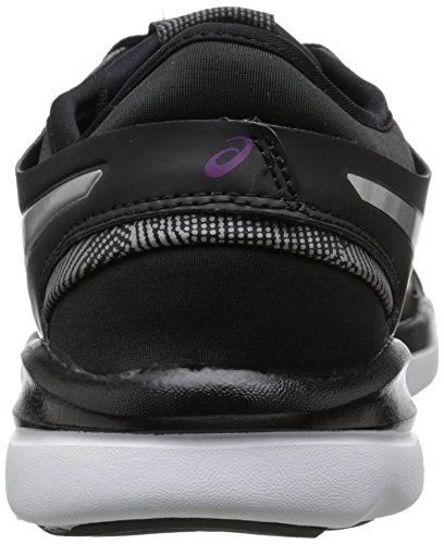 Black Asics Fit Gel Nova 2 Shoe Women's Silver Fitness wwOUq0S