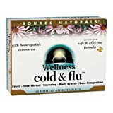 Source Naturals Wellness Cold Flu