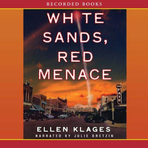 White Sand Greens - White Sands, Red Menace