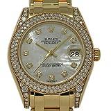 Rolex Masterpiece Swiss-Automatic Female Watch 81358 (Certified...