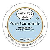 keurig bigelow chamomile - Twinings of London Pure Camomile Tea K-Cups for Keurig, 12 Count