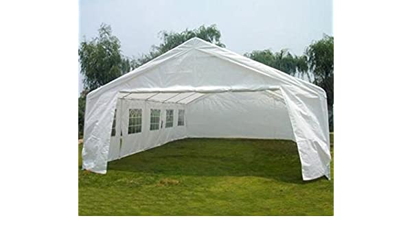 Amazon com: 20x30 Party Tent: Garden & Outdoor