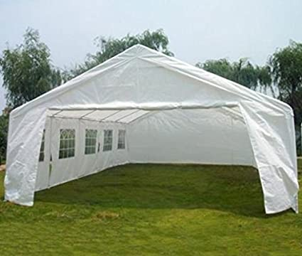 Party Tents For Sale 20x30 >> Amazon Com 20x30 Party Tent Garden Outdoor