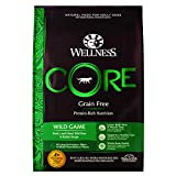 Wellness CORE Natural Grain Free Dry Dog Food, Wil...