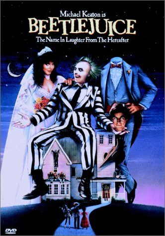 Image result for beetlejuice movie cover