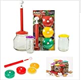 vacuum jar pump - Mangocore 9 Covers Per Set Vacuum Sealing Sealer Food Saving Storage Bags Keep Food Fresh Canning Set 9 In 1 Set Jar Sealers