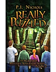Really Puzzled (The Puzzled Mystery Adventure Series: Book 2)