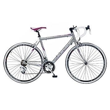 Viking Girondelle 2013 - Bicicleta de carretera para mujer (14 velocidades) gris gris Talla:53 cm: Amazon.es: Deportes y aire libre