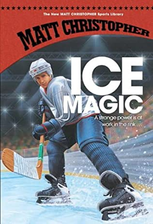 book cover of Ice Magic
