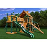 Best Swing Sets - Gorilla Playsets Blue Ridge Pioneer Peak Wood Swing Review