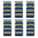5 blade sensitive razor - Schick Hydro 5 Sensitive - 24 Count Unboxed (6 x 4 Packs)
