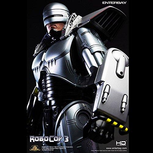 RoboCop 3 Movie 1:4 HD Masterpiece Talking Action Figure