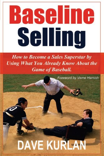 "Baseline Selling - How to Become a Sales Superstar by Using What You Already Know About the Game of Baseball, will dramatically change the way we approach the sales process, replacing the gratuitous complexity advocated by today's sales ""experts"" wit..."