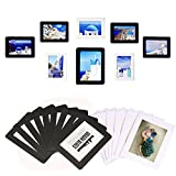 Magnetic Photo Frame for Refrigerator Securely holds picture or note on any ...