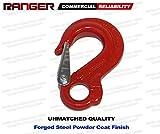 Ranger WLL 1.2 Tons G80 Eye Hoist Sling Hook with