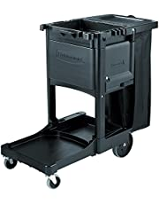 Rubbermaid Commercial Locking Cabinet Door for Cleaning Cart (1861443)