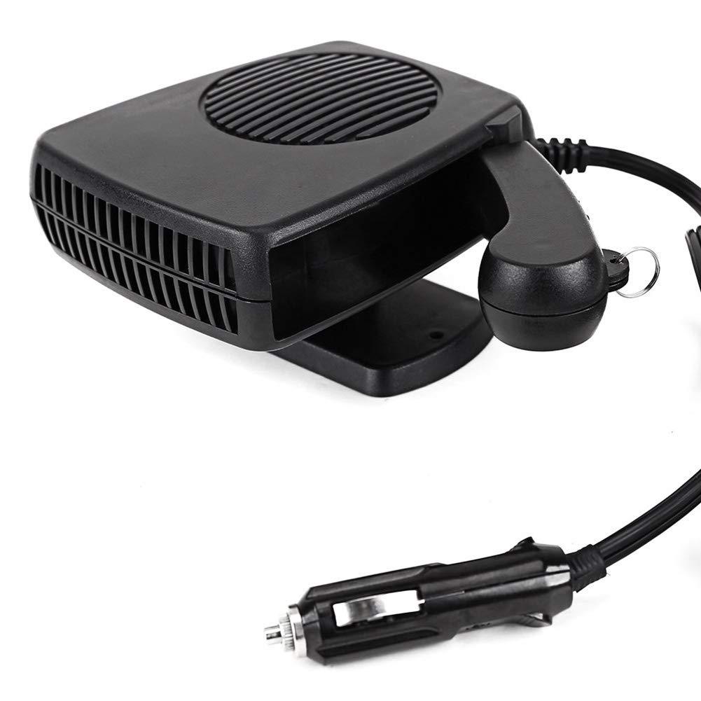 Dibiang D/égivreur 12V 24V de ventilation de pare-brise de chauffage /électrique /à d/égivreur de ventilateur /électrique