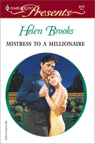 book cover of Mistress to a Millionaire