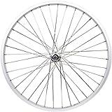 Flying Horse Rear Freewheel Silver HEAVY DUTY 12 Gauge 26 Inch x 1.5 Inch Rim