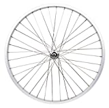 Flying Horse Rear Freewheel Silver HEAVY DUTY 12 Gauge 26 Inch x 1.5 Inch Rim