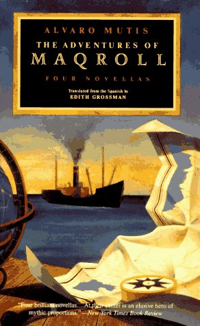 Book cover for The Adventures of Maqroll