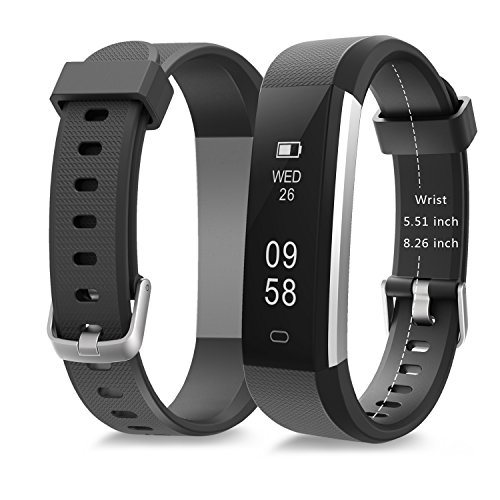 Fitness Tracker, MoreFit Slim 2 Touch Screen Activity Health Tracker with Sleep Monitor, Wireless Pedometer Smart Wristband For Android iOS Phone