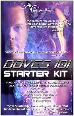Andy Amyx - Doves 101 starter kit por andy amyx