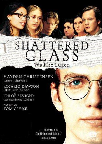 Lüge und Wahrheit - Shattered Glass Film