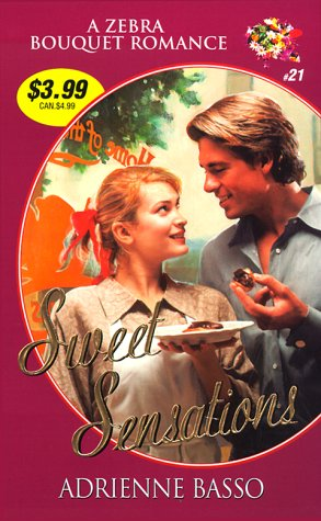 book cover of Sweet Sensations
