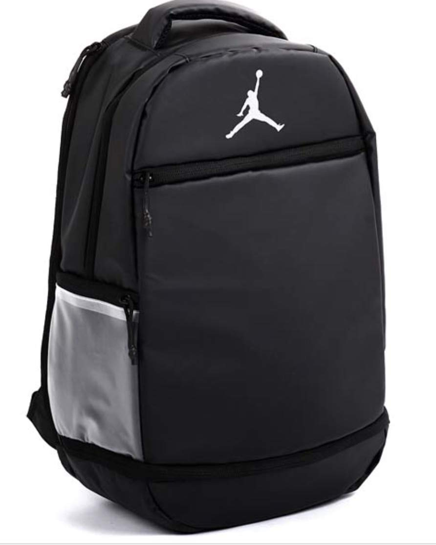c2304ccb9e89 Galleon - Nike Air Jordan Skyline Weathered Backpack (Black)