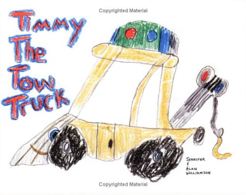 Timmy the Tow Truck