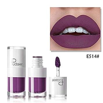Rouge à lèvres, GreatestPAK Nouveauté Maquillage Liquide Brillant à lèvres Mat 24 Nuances (16#)